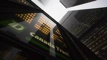 Toronto-Dominion Bank reported return on common equity in 2012 from U.S. banking of 6.4 per cent. In Canadian banking, return on equity was 43 per cent. (MARK BLINCH/REUTERS)