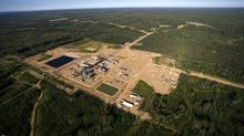 ConocoPhillips' Surmont operation in the oil sands