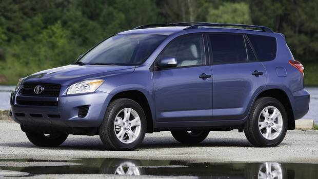 why toyota s rav4 has been a top seller for years the globe and mail. Black Bedroom Furniture Sets. Home Design Ideas