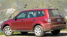 2009 Subaru Forester (Ted Laturnus for The Globe and Mail/Ted Laturnus for The Globe and Mail)