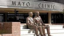 The Mayo Clinic in Rochester, Minn. (MAYO CLINIC)