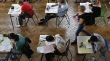 In one study, 37 per cent of Canadian undergraduates and 24 per cent of graduate students admitted plagiarizing. (VINCENT KESSLER/REUTERS)