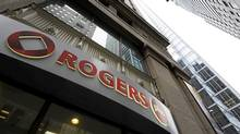 A Rogers Plus store sign is seen in Toronto February 16, 2011. (MARK BLINCH/REUTERS/Mark Blinch)