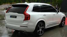 The new Volvo XC90. (Mark Hacking/Special to The Globe and Mail)