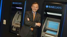 The chief executive of Barclays global retail banking, Antony Jenkins, is seen in this undated handout photograph released in London August 30, 2012. (HANDOUT/REUTERS)
