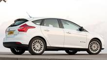 2012 Ford Focus Electric (Ford)