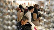 Dynasty Chinese Cuisine restaurant on Yorkville Ave (Fernando Morales/The Globe and Mail/Fernando Morales/The Globe and Mail)