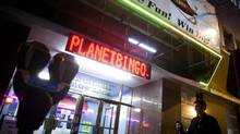 Although weekend crowds are still strong, Planet Bingo's revenues have declined steadily. (Rafal Gerszak/The Globe and Mail)