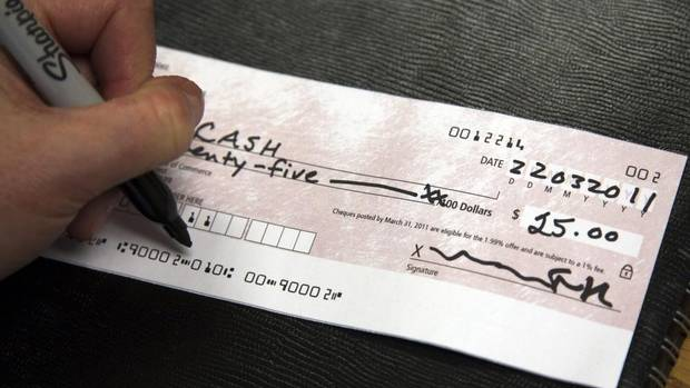 how to cancel a cheque deposit