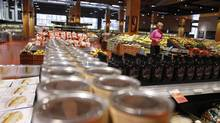 Loblaw has raised the prices of U.S.-sourced produce. But it's lowering prices of other products to battle discounters. (Fernando Morales/The Globe and Mail)