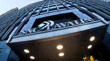 SNC Lavalin offices in downtown Montreal. (Mario Beauregard/The Canadian Press Images)
