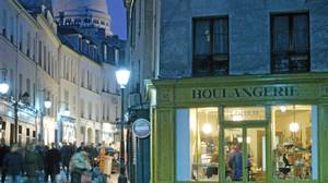 Skip the bistro standards and discover real French flavour on rue de Montmarte.