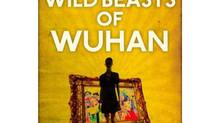 "Detail from the cover of ""The Wild Beasts of Wuhan"" by Ian Hamilton"