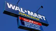 A Wal-Mart store in Springfield, Ill. (Seth Perlman/AP)