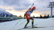 The Laura cross-country ski and biathlon center will play host to the biathlon events at the Sochi Games. (Bondarenko Dmitriy)