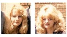 Kym, left, and Anna Hakze are shown in Lethbridge Police handout photos. (THE CANADIAN PRESS)
