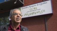 Mohamed Kesri, the man mandated by Quebec City's mosque to lead the cemetery project, said before the vote the community wouldn't give up if the referendum failed. (Jacques Boissinot/THE CANADIAN PRESS)