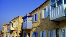 The Çesme peninsula, northwest of the ancient ruins of Ephesus, offers enchanting guesthouses.