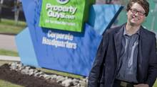 With 15 years at the helm of PropertyGuys.com, a private-sale marketing company, Walter Melanson has met hundreds of people trying to sell their homes and says they tend to share some common fears. (David Corkum for the Globe and Mail)