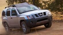 2008 Nissan Xterra (Nissan)