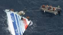 Today's topics: Air France crash, saving a lifeguard, 'Bolivian marching powder,' beard yeast … and more (AP)