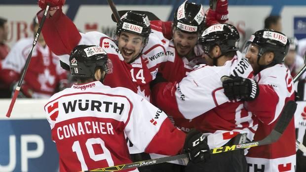 Switzerland+hockey+spengler