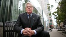 Former deputy prime minister John Manley is calling for a Canadian intellectual property framework that fairly balances the rights of creators, consumers and society as a whole. (Dave Chan/The Globe and Mail)