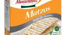 Manischewitz looks beyond seder table to broaden appeal