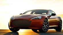2014 Aston Martin Rapide S (Aston Martin)