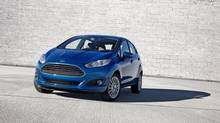2014 Ford Fiesta SE (Ford)