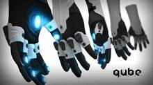 A screenshot from Toxic Games' hit indie puzzler Q.U.B.E., available for Windows PCs through Steam (Toxic Games)