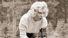 John Vachon, Untitled (Marilyn with Camera), 1953. (Library of Congress)