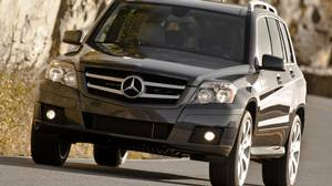 Mercedez-Benz GLK350 4MATIC