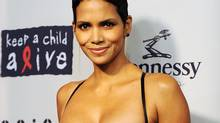 Actress Halle Berry attends Keep A Child Alive's 6th Annual Black Ball in New York.