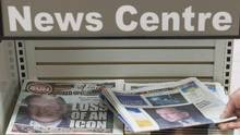 The newspaper's final edition will be published on Friday, bringing an end to one Canada's oldest broadsheet newspapers after 149 years in circulation. (Chris Bolin For The Globe and Mail)