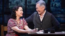 Lea Salonga and George Takei star in Allegiance, a new musical about the internment of Japanese-Americans during the Second World War