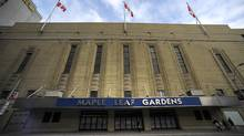 Maple Leaf Gardens in Toronto. (Fred Lum/The Globe and Mail)
