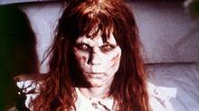 Linda Blair in The Exorcist . (Globe files/Globe files)