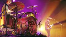 The Black Keys perform at Kool Haus in Toronto on Aug. 3. (Della Rollins/The Globe and Mail)