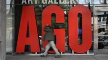 The Art Gallery of Ontario in Toronto. (Fred Lum/The Globe and Mail)