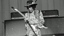 Jimi Hendrix: The Valleys of Neptune