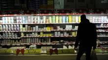 Tariffs that buttress the supply management system range between 200 and 300 per cent on imported dairy products. (Fred Lum/Fred Lum/The Globe and Mail)