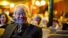 Gordon Pinsent (JJ Thompson For The Globe and Mail)