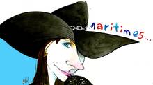 Drawn Off Topic: Terri Clark on a Maritime Union (Anthony Jenkins/The Globe and Mail)