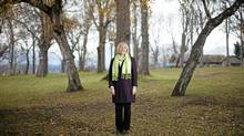 Adriane Carr, who won a Vancouver city council seat for the Green Party in Saturday's municipal election, poses for a portrait in Vancouver, British Columbia, on Nov. 20, 2011. (Rafal Gerszak/The Globe and Mail/Rafal Gerszak/The Globe and Mail)