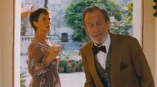 """Screen grab from the online trailer for the film """"The Best Exotic Marigold Hotel,"""" starring Maggie Smith, Judi Dench, Tom Wilkinson and Bill Nighy"""