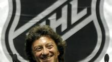 Daryl Katz is pictured in July, 2008. Alison Redford's Progressive Conservatives have returned a $25,000 donation after an investigation into a campaign cheque the party received from Mr. Katz. (DAN RIEDLHUBER/REUTERS)