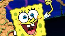 """In this undated image originally released by Nickelodeon, a scene is shown from the animated show """"SpongeBob SquarePants."""" (File photo 