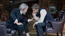 Jeff Bridges and Brenton Thwaites star in The Giver, which is based on Lois Lowry's wildly popular YA book of the same name.