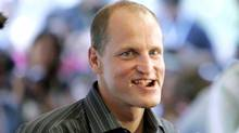 Woody Harrelson prefers glass straws to plastic. (MARIO ANZUONI)